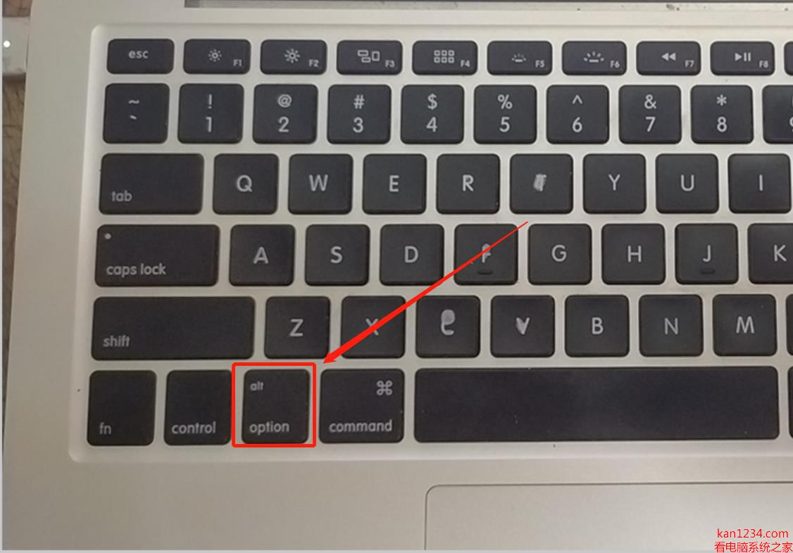 macbook双系统切换_苹果切换windows系统