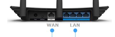 路由器连接网线后面灯不亮怎么办?